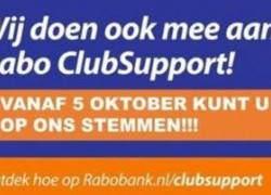 Rabo ClubSupport - HBS Wilhelmina Ospel
