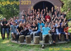 Jeugdkamp 2021. - HBS Wilhelmina Ospel